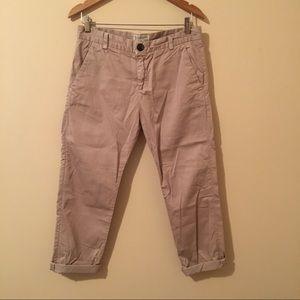 Current/Elliott Pants - Current/Elliott | The Captain Trousers